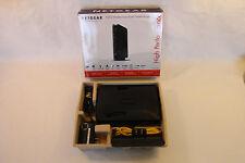 Netgear N600 300 Mbps 4-Port Gigabit Wireless N Router WNDR3700
