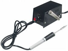 Soldering Station LS-128 With Micro Iron And Fine Tip Adjustable 100-450° 8W