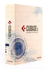 Steinberg Cubase 6.Voll Box Mac / PC Multilingual DAW Software + Garantie
