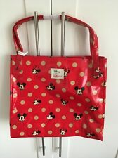 CATH KIDSTON x DISNEY MINNIE & MICKEY Spot Spalla Tote Bag New & tutto ESAURITO!!!