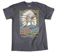 Grateful Dead Spring Tour 1990 T-Shirt - Size/Black - adult (Men)