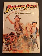 1984 Pacosa2 INDIANA JONES & THE TEMPLE OF DOOM vintage Spanish FULL album VHTF