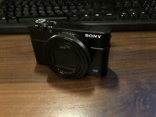 Sony Cyber-shot DSC-RX100 VI 20.1MP Digital Camera - Black (Body Only)
