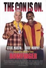 BOWFINGER Movie POSTER 27x40 Steve Martin Eddie Murphy Christine Baranski