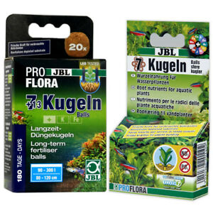 JBL Kugeln Balls Rooting Tablets Plant Growth Freshwater Fertiliser Aquarium