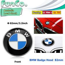 Replacement 82MM Badge E30 36 46 70 90 92 93 BMW Emblem Boot/Bonnet/Trunk/Hood