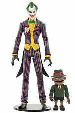 "DC Direct Batman Arkham Asylum Series 1 JOKER AND SCARFACE 6.75"" Action Figure"