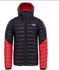 NWT Mens The North Face Summit L3 Down Hoodie Medium Black 800 Fill Down Jacket