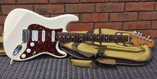 Fender Lonestar Stratocaster Mexican Deluxe & Fender Gig Bag