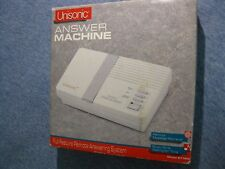 Unisonic Answer Machine Full Feature Remote Message Playback== MODEL8719N=NEW