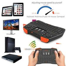 i8 Plus Mini 2.4G Wireless Keyboard Air Mouse Touchpad for TV Box  PS3 Xbox360