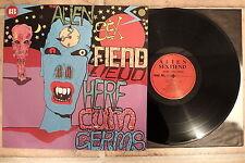 Alien Sex Fiend–Here Cum Germs RARE GER 1987 Rock/ Gotic Rock