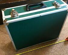 More details for aluminium equipment case / metal carry case / tools / flight box 45x36x15