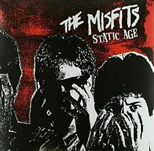 Misfits - Static Age sealed NEW Vinyl LP Glenn Danzig