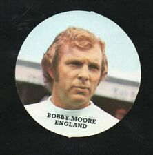 Bobby Moore West Ham United Football  soccer trade issue 1972/73