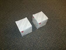 Genuine Ducati Spare Parts Engine Oil Filter, All Models, *Two Pack*, 44440037A