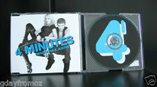 Madonna & Justin Timberlake 4 Minutes 3 Track CD Single
