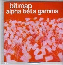 (DE556) Bitmap, Alpha Beta Gamma - 2003 DJ CD