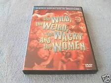 Classic Superstars of Wrestling: Wild, Weird, Wacky, Women - DVD