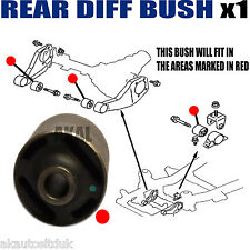 Para Mitsubishi Triton kb9t 06 > diferencial posterior / Diferencial Brazo de montaje Bush 1