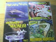 Millenium Madness Vol.1 2 3 4 [16 CD] PUNK OI SKA HC