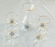 WERRIS CREEK 1912-1987  RUGBY LEAGUE CLUB DIAMOND JUBILEE DECANTER & GLASSES