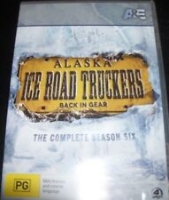 Ice Road Truckers The Complete Season Six 6 (Australia Region 4) DVD - NEW