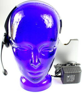 GN Netcom Jabra GN9120 EHS/DHSG FlexBoom Headset Monaural 9120-281-11 / MwSt.