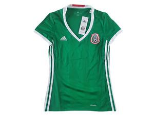 adidas Mexiko Trikot Damen Größe S M L XL -NEU- Frauen Mexico AC2727