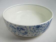"Mikasa Blue Sonata Round Serving Vegetable Bowl 8"""