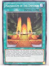 YU-GI-OH 2x #026 Mausoleum of the Emperor-sr03-Machine Reactor structure DEC