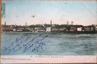 St. Hyacinthe, Quebec, Canada 1907 Postcard: Vue Generale