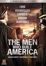Men Who Built America 0031398164128 With Eric Rolland DVD Region 1