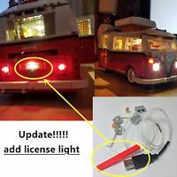 Lighting Kit for LEGO Creator 10220 VW Camper Van (Light Kit Only)