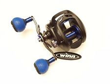 Daiwa LEXA TYPE-WN 6.3:1 Baitcast Left Hand Fishing Reel - LEXA-WN400HL