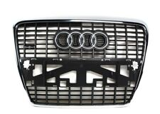 New Genuine AUDI A6 C6 2005-2008 Front Bumper Grill Center Grille 4F0853651L1QP