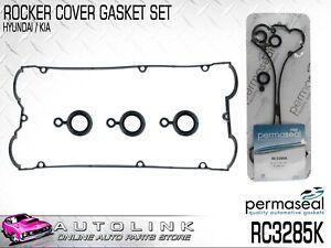 PERMASEAL ROCKER COVER GASKET SET FOR HYUNDAI GRANDEUR V6 1998-2004 RC3285K
