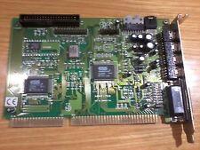 Scheda Genius Sond Marker ISA 16bit ESS CD-quality Sound Blaster PRO Compatibile