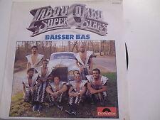 45 Tours TABOU COMBU SUPER STARS Baisser bas 813029