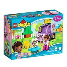 10605 Rosie The Ambulane Doc McStuffins Lego duplo New set legos Duplos disney