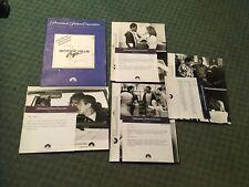 Beverly Hills Cop Press Movie Information Kit Eddie Murphy Axel Foley