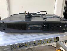 Sony Mini Disque mini disc player et enregistreur MDS-JE510