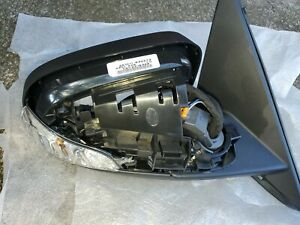 2009-2015 Jaguar Xf Mirror Assembly Right Side(powerfold)