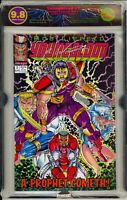 🔥🔥🔥 Image YOUNGBLOOD #2 EGS 9.8 not CGC 1st app of PROPHET Pink Variant Cover
