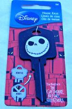 JACK SKELLINGTON  Authentic Disney House Key Blank. For KWIKSET lock KW-1