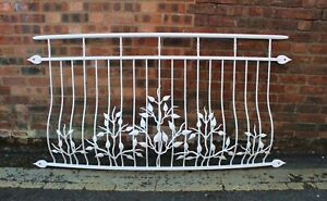 Powder coated Juliet Balcony, Balustrades, Railings. Number 3