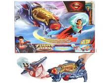 Superman | Man of Steel Ensemble jouets Vol Excès de vitesse Grève Navire