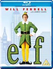 Elf Blu-Ray (2018) Will Ferrell, Favreau (DIR) cert PG ***NEW*** Amazing Value