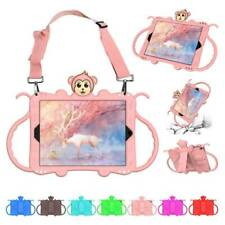 Kids Handle Shockproof Rubber Case Cover for iPad 9.7 5 6 7 8th Gen Pro Air Mini