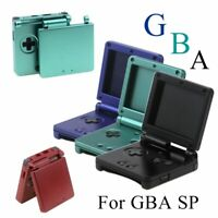 For Nintendo GBA SP Gameboy Housing Case Cover Replacement Full Shell Advance SP